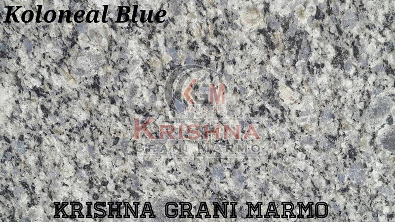 Koloneal Blue Granite Stone