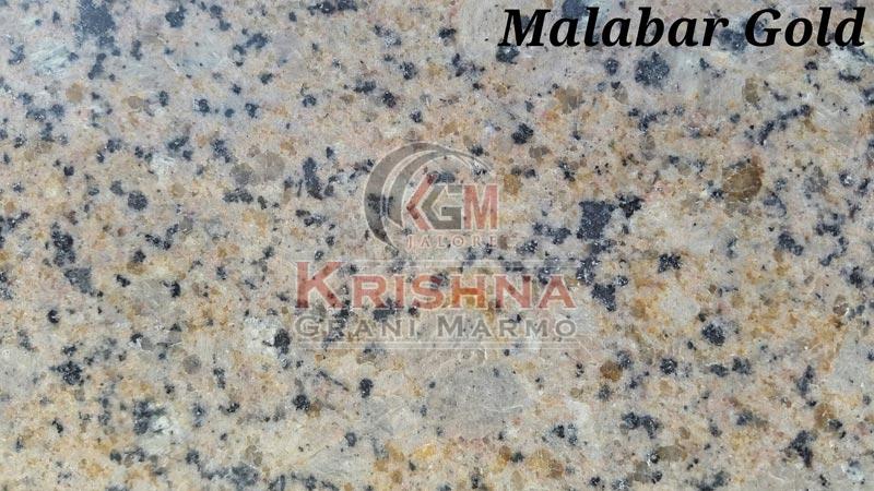 Malabar Gold Granite Stone