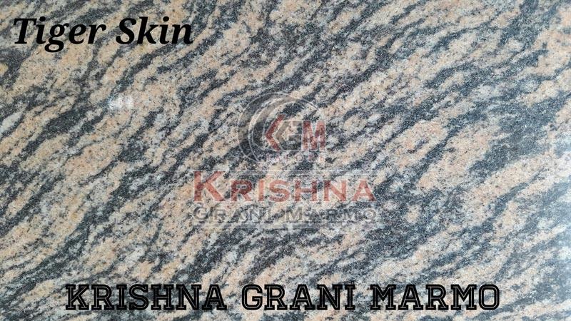 Tiger Skin Romalia Granite Stone