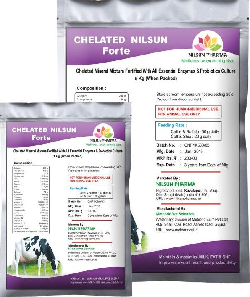 Chelated Nilsun Forte Powder