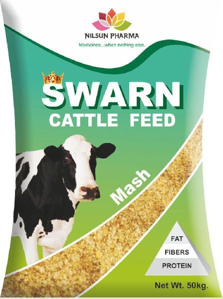 Swarn Cattle Feed Mash