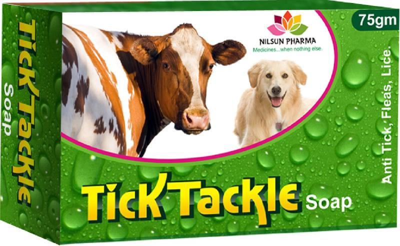 Tick Tackle Soap