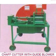 Blower Model Chaff Cutter
