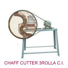 Motor Operated 3 Roller Chaff Cutter 02
