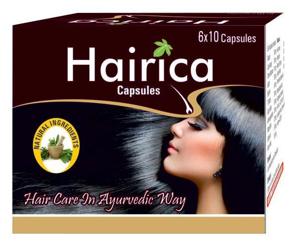 Hairica Hair Capsules