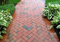 clay paving brick