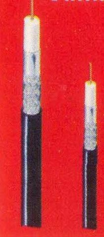 Branch & Drop Coaxial Cables