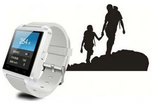 Anti Lost Bluetooth Smartwatch