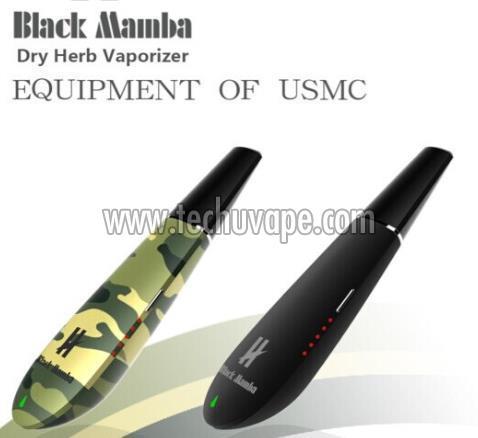 Black Mamba Dry Herb Vaporizer