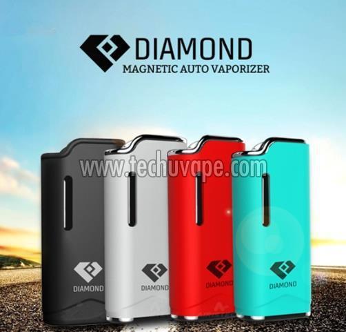 Diamond Magnetic Auto Vaporizer 01