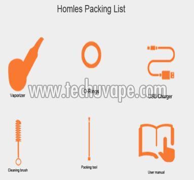 Homles Dry Herb Vaporizer 03