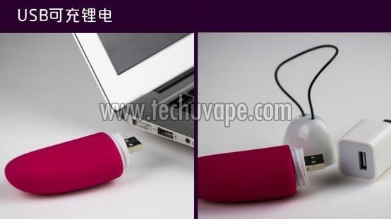 Rechargeable USB SMART MINI VIBE