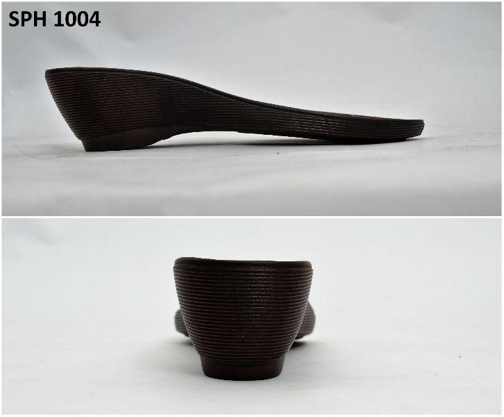 SPH 1004 Black - PVC Airmax Sole