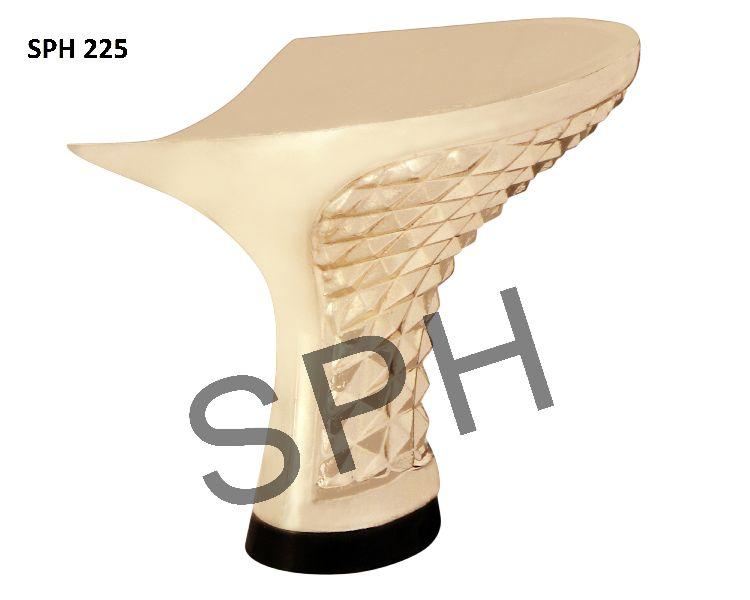 SPH 225 - Plastic Plating Heel