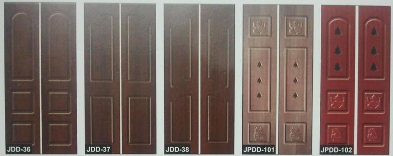 Membrane Double Frame Doors