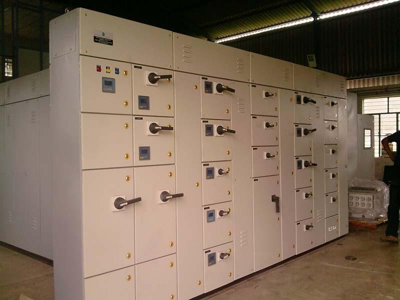 Power Distribution Panel