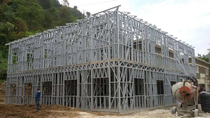 Light Gauge Steel Construction Services