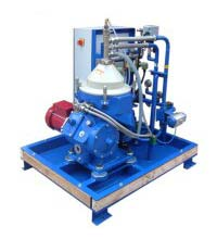 Marine Oil Purifier