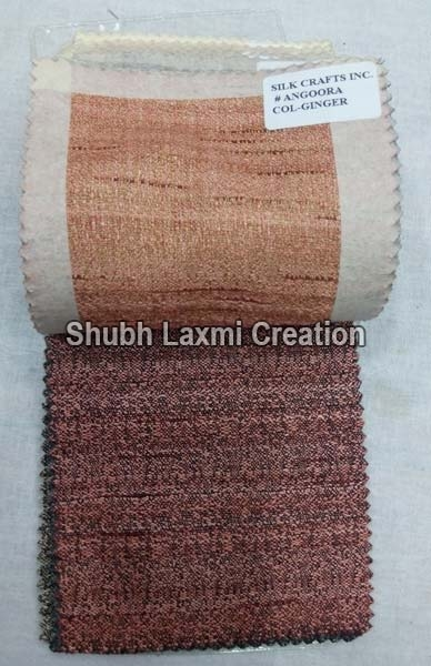 Polyester Angora Fabric