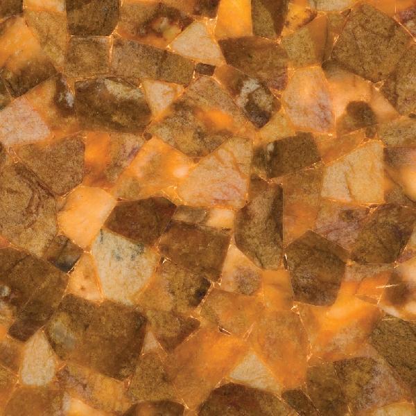 Golden Yellow Quartz Stones Slab