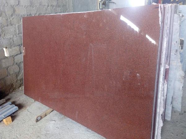 Jhansi Red Granite Slab