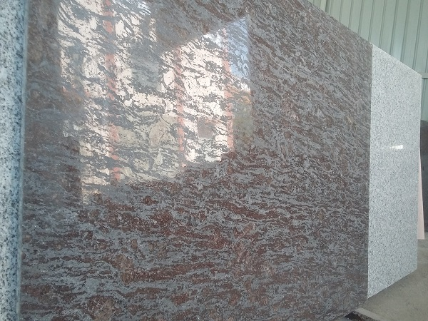 Lappato Granite Slabs