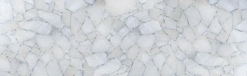 White Quartz Slab