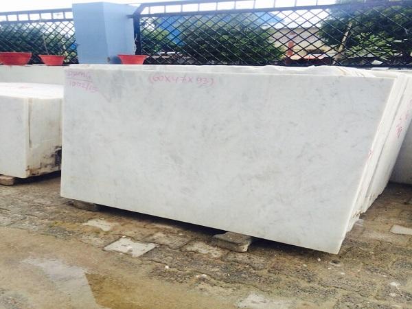 Wonder White Marble Slab