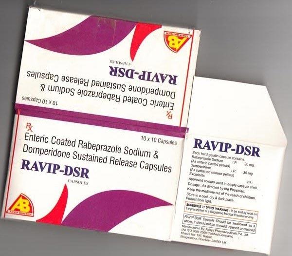 Ravip-DSR Tablets