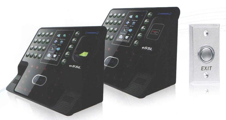 Face Recognition Time Attendance System (iFace 101-102)