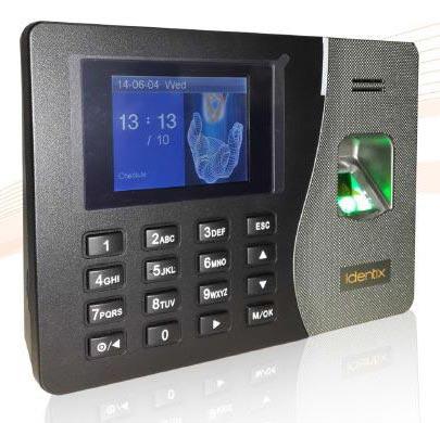 Fingerprint Time Attendance System (K20)