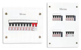 Distribution Boards SPN & TPN