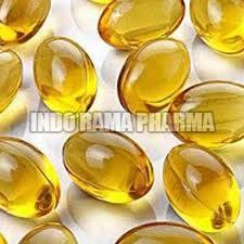 D Vitamin Soft Gelatin Capsules