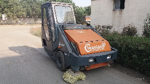 Industrial Sweeping Machine Supplier