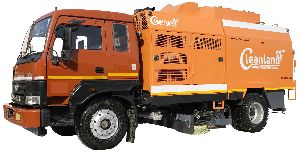 Truck Mounted Road Sweeper Supplier