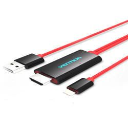 1 Meter Lightning To HDMI Converter Cable