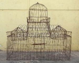 Handmade Bird cage 03