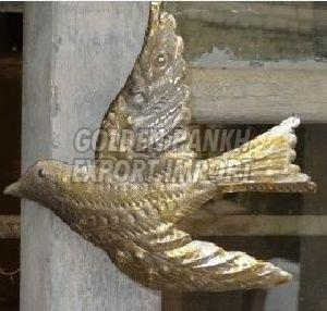 Handmade Bird Statue 02