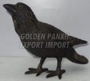 Handmade Bird Statue 03