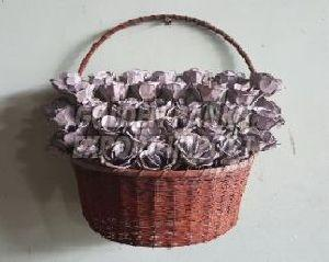 Handmade Rose Basket