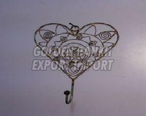 Hnadmade Heart Hook