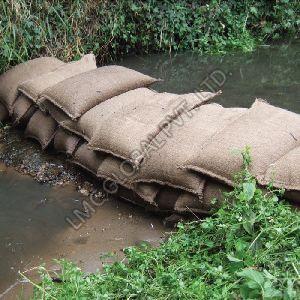 LMC-18 Burlap Jute Hessian Sand Bag