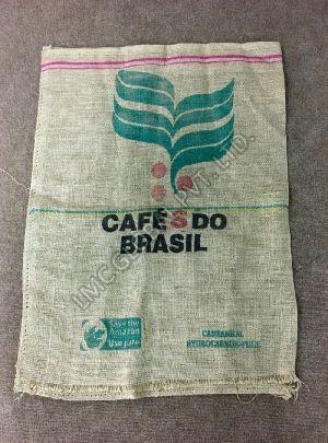 Cocoa Beans Burlap Bag 07