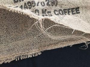 Cocoa Beans Burlap Bag 15