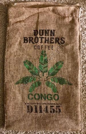 Cocoa Beans Burlap Bag 19