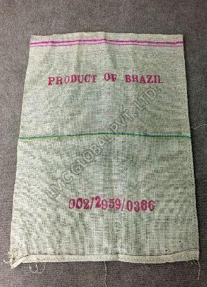 Cocoa Beans Burlap Bag 24