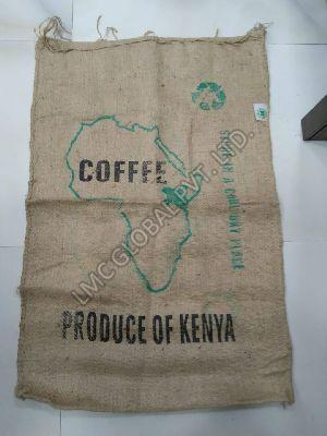 Coffee Bean Jute Bag 01