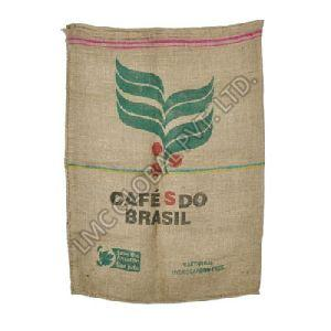 Coffee Bean Jute Bag 03