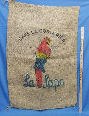 Coffee Bean Jute Bag 05