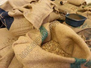 Coffee Bean Jute Bag 09